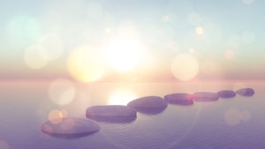 Yoga Nidra Guided Meditation Stones