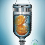 IV Therapy Bottle Vitamin C