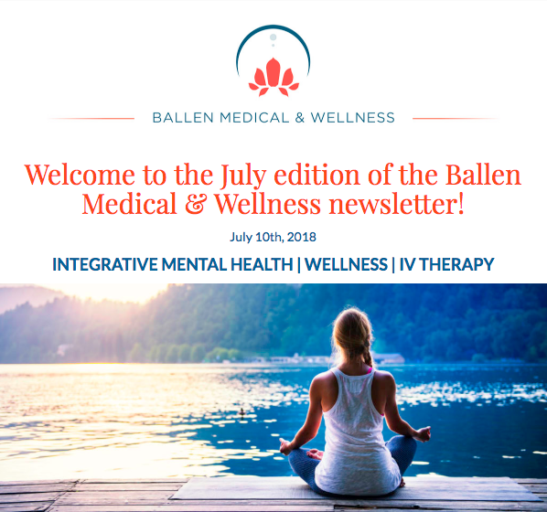Join Our New Integrative Health Newsletter!