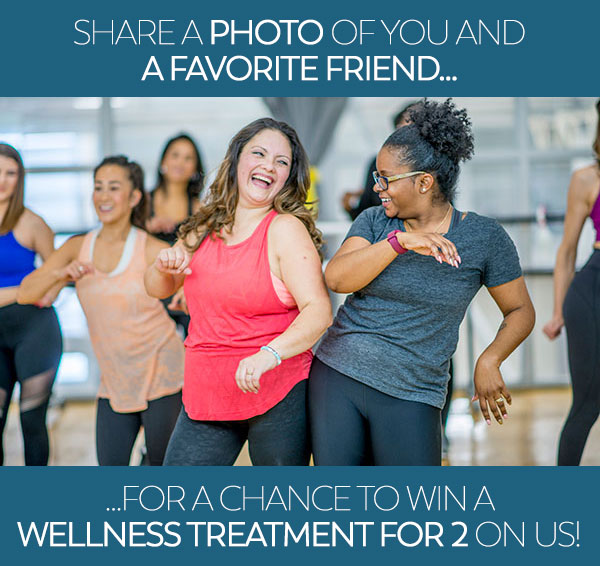International Day Of Friendship Giveaway—Enter For A Chance To Enjoy A Wellness Treatment For Two On Us!